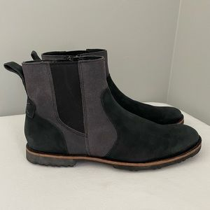 Timberland Leather Suede Boots Men's sz 8.5